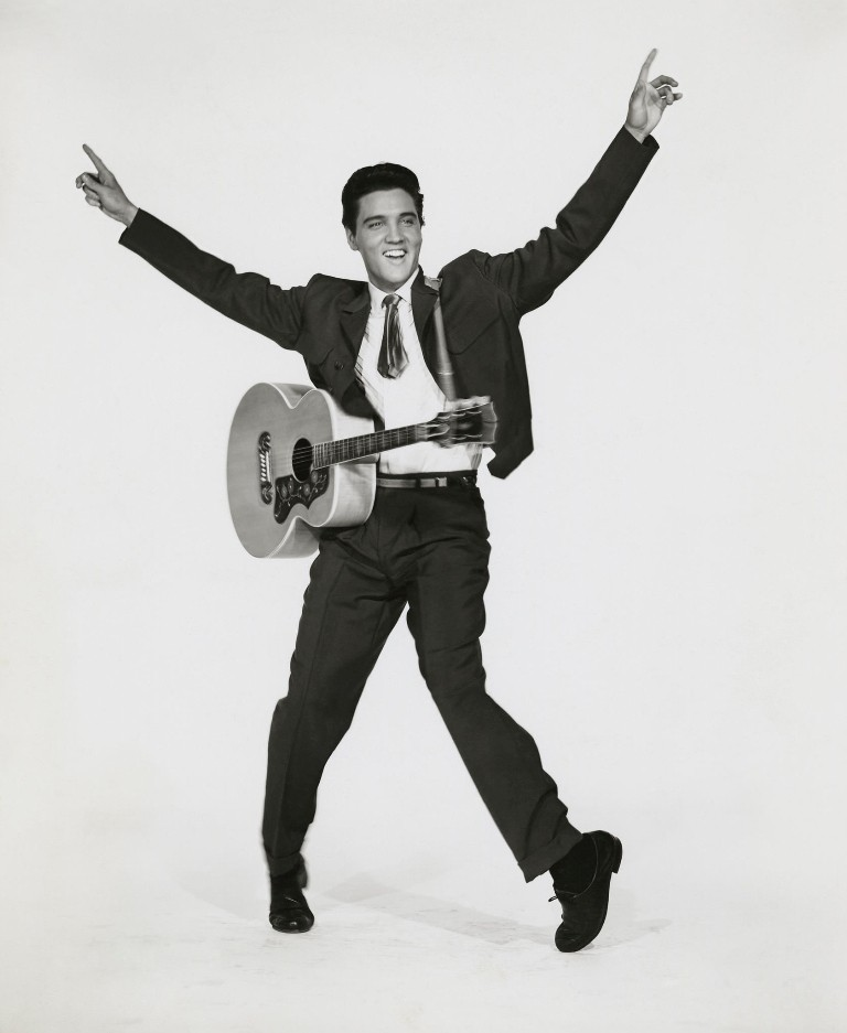 "Elvis-Presley-22 13 Shocking Secrets You Don't Know about ""Elvis Presley"""