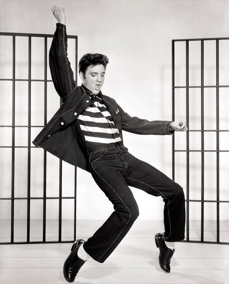 "Elvis-Presley-23 13 Shocking Secrets You Don't Know about ""Elvis Presley"""