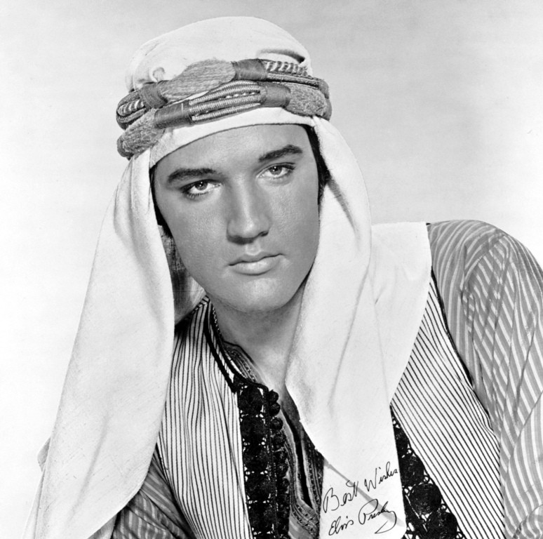 "Elvis-Presley-30 13 Shocking Secrets You Don't Know about ""Elvis Presley"""