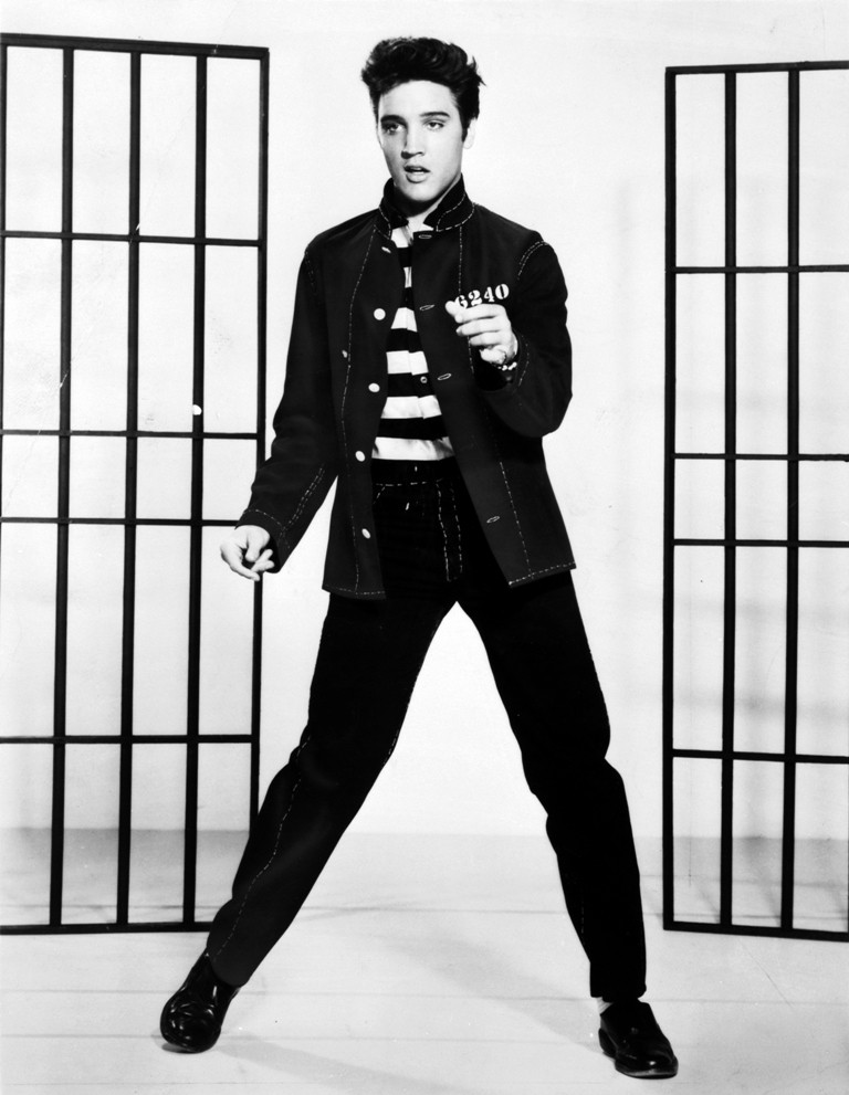 "Elvis-Presley-9 13 Shocking Secrets You Don't Know about ""Elvis Presley"""