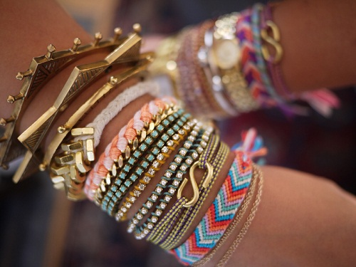 FB1 Best 27+ Trendy Designs Of Bracelets For Women And Girls 2019