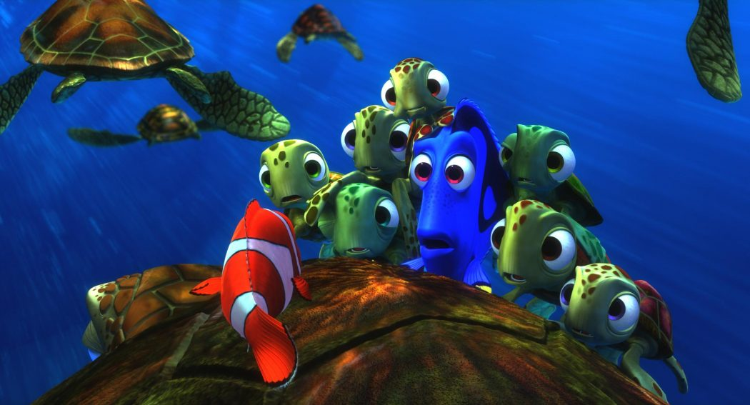 Finding-Nemo-still Top 5 Highest Grossing Animated Movies