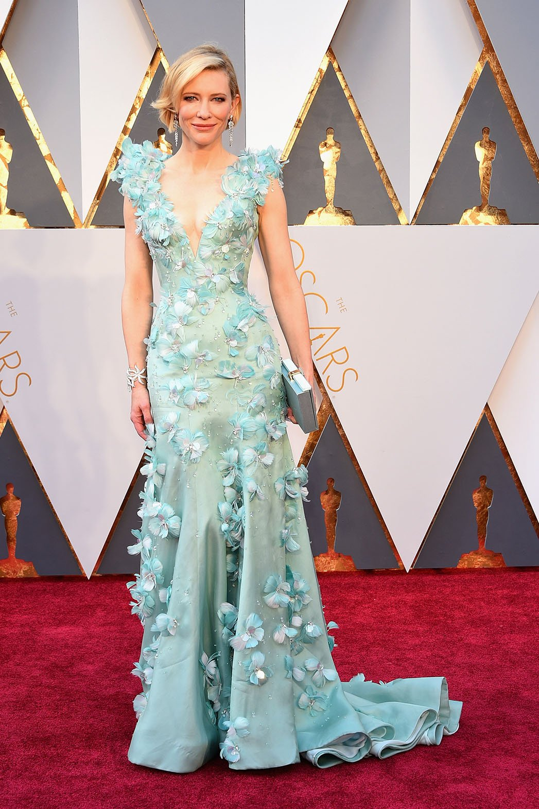 GettyImages512920744P2016 Top Best 5 Red Carpet Looks in The 88th Academy Award