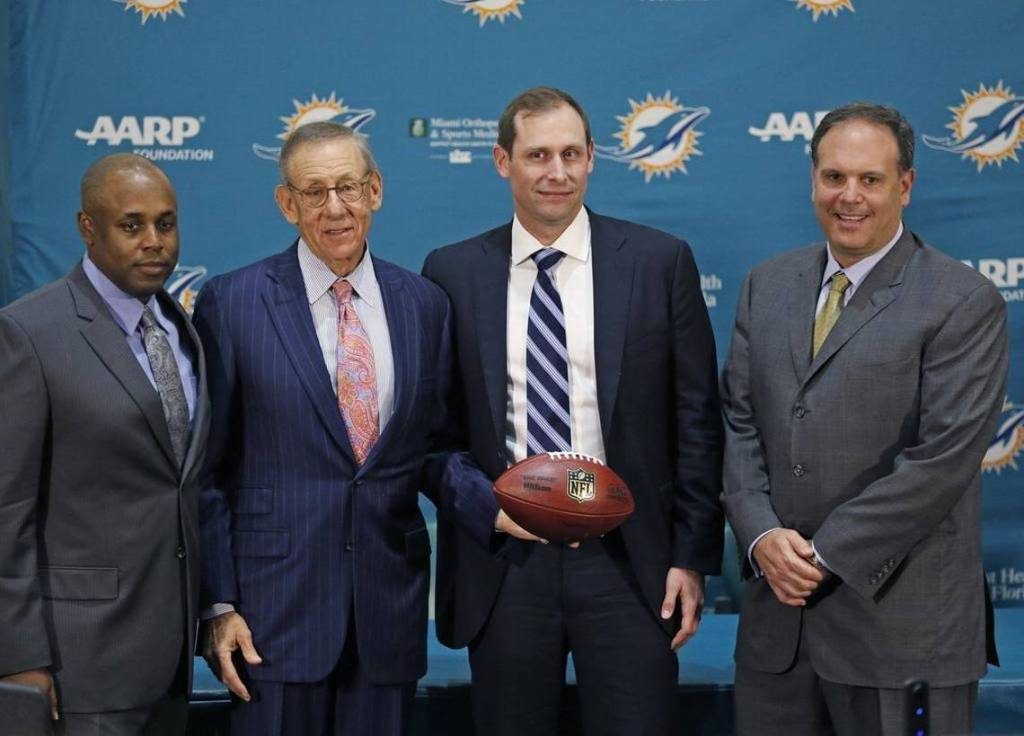 "Miami-Dolphins-3 10 Things You Don't Know about Head Coach ""Adam Gase"""