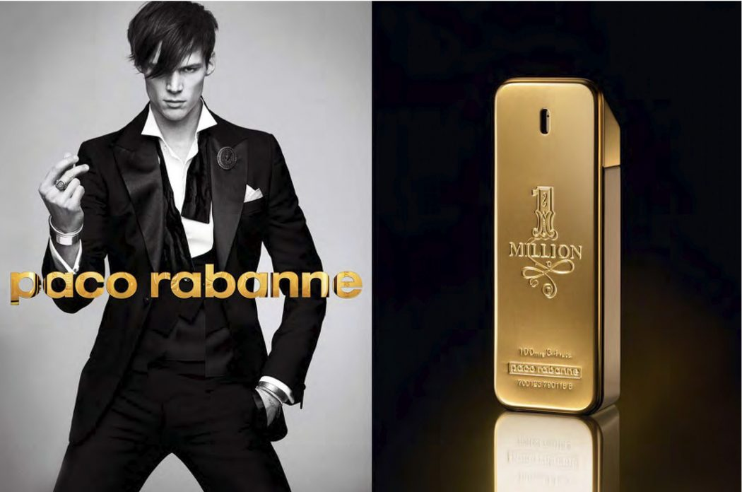 Paco-Rabanne-1-Million-Gift-Set-Press-Materials 5 Best-Selling Men Perfumes