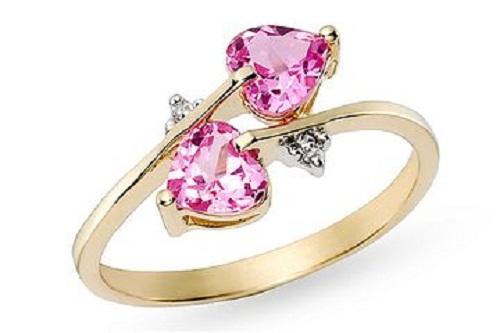 Pink-diamond-engagement-rings-2013 37+ Amazing Engagement Rings With Colored Gemstones