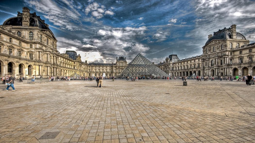 The-Louvre-10 5 Places You Must Visit If You Will Travel To Paris