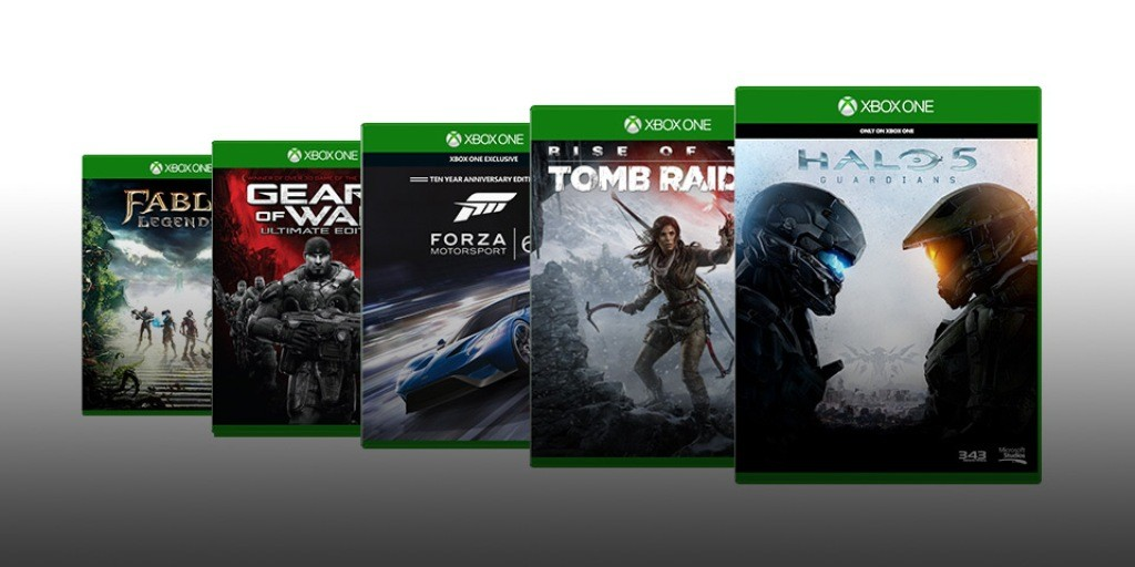 "Xbox-One-5 The All-in-One ""Xbox One"" Has Something for Everyone"