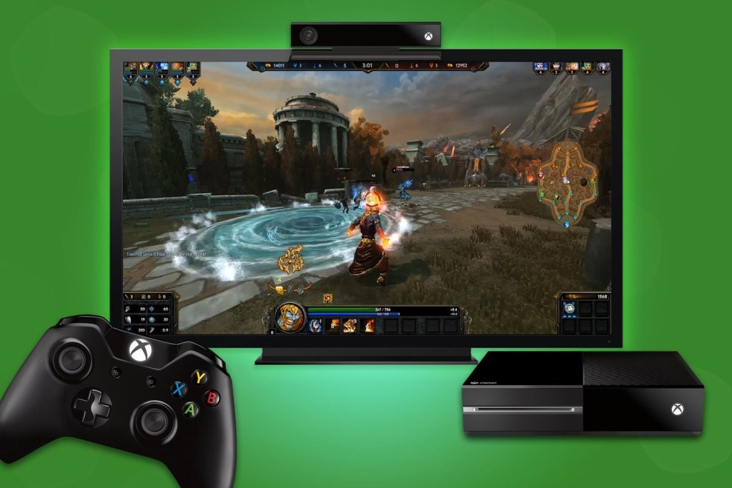 "Xbox-One-6 The All-in-One ""Xbox One"" Has Something for Everyone"