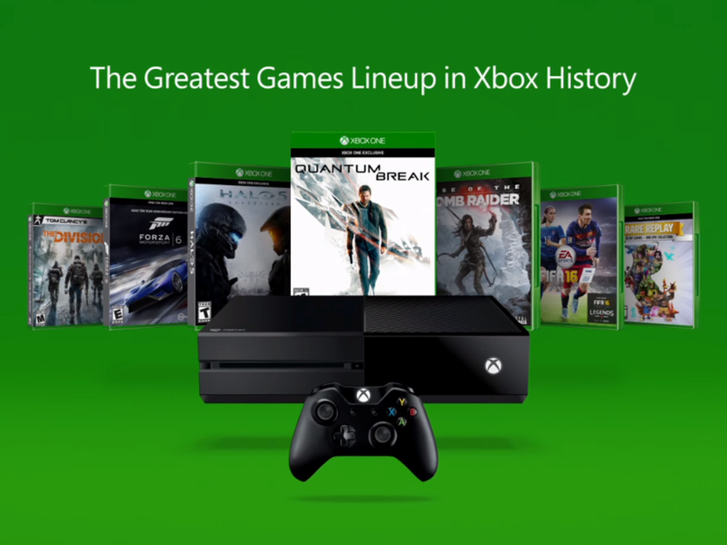"Xbox-One-7 The All-in-One ""Xbox One"" Has Something for Everyone"