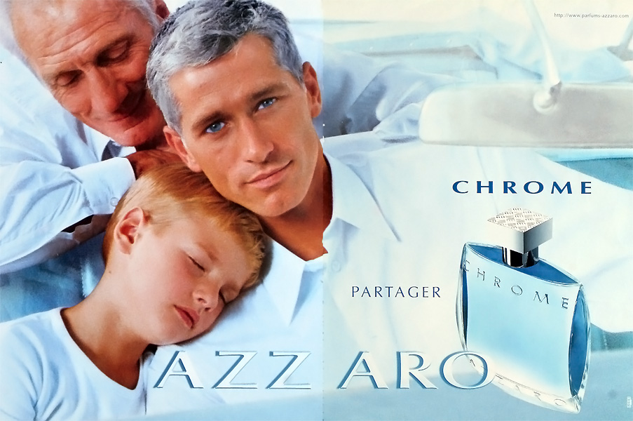 chrome-azzaro-2294 5 Best-Selling Men Perfumes