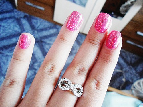 cute-silver-infinity-ring-for-valentines-day-f871901 15 Trendy Designs Of Rings For Women And Teenage Girls