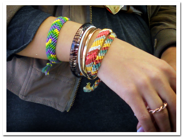 friend001 2017 Trendy Designs Of Bracelets For Women And Girls