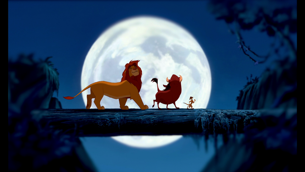 hakuna Top 5 Highest Grossing Animated Movies