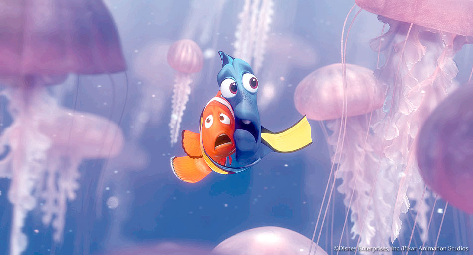 jellyfish Top 5 Highest Grossing Animated Movies