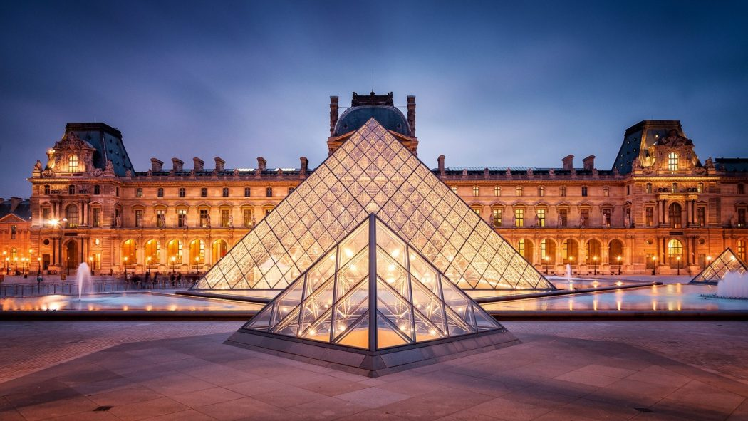 louvre-museum 5 Places You Must Visit If You Will Travel To Paris