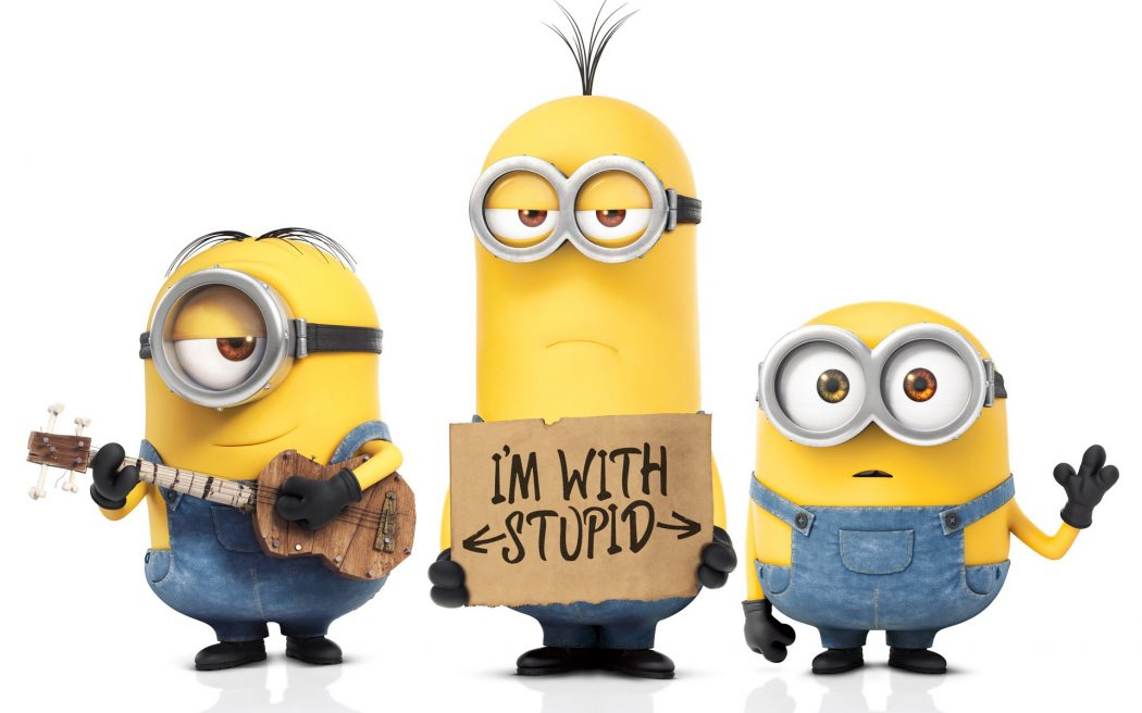 minions_2015-wide Top 5 Highest Grossing Animated Movies