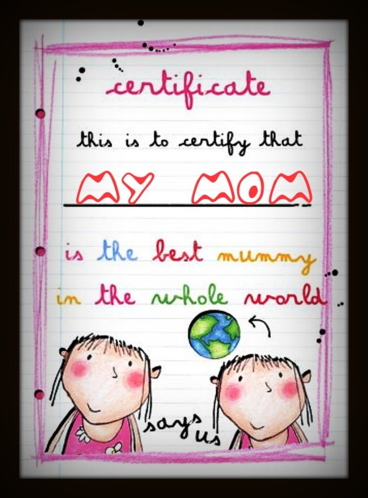 mothers-day-cards-28 63 Most Amazing Mother's Day Greeting Cards