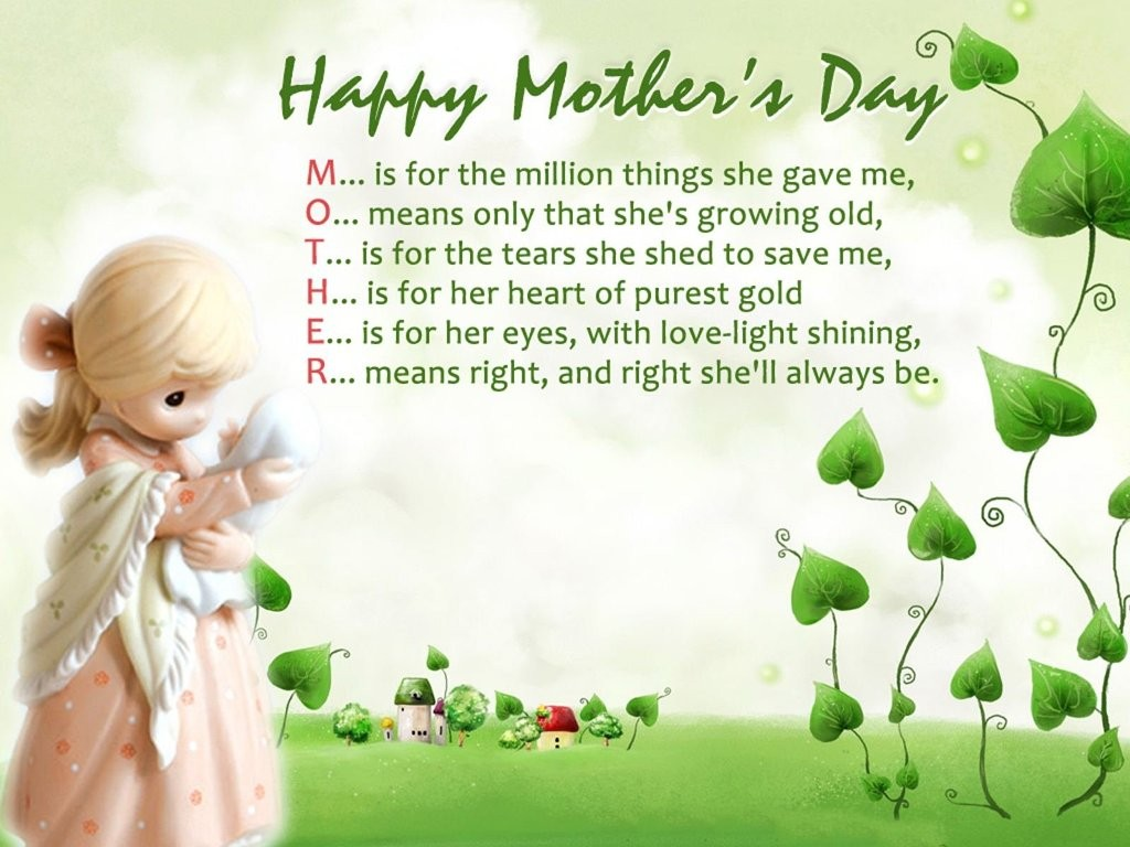 mothers-day-cards-54 63 Most Amazing Mother's Day Greeting Cards