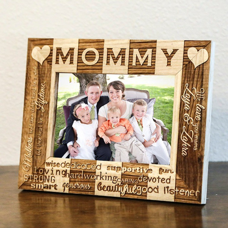 mothers-day-frames-1 27 Most Stunning Mother's Day Gift Ideas