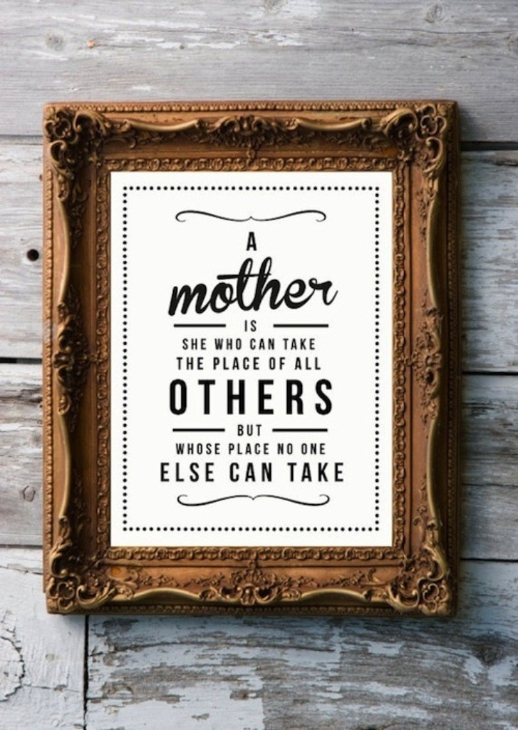 mothers-day-frames-2 27 Most Stunning Mother's Day Gift Ideas