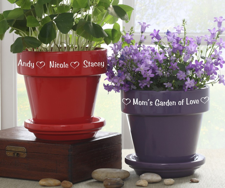 mothers-day-pots-and-vases-2 27 Most Stunning Mother's Day Gift Ideas