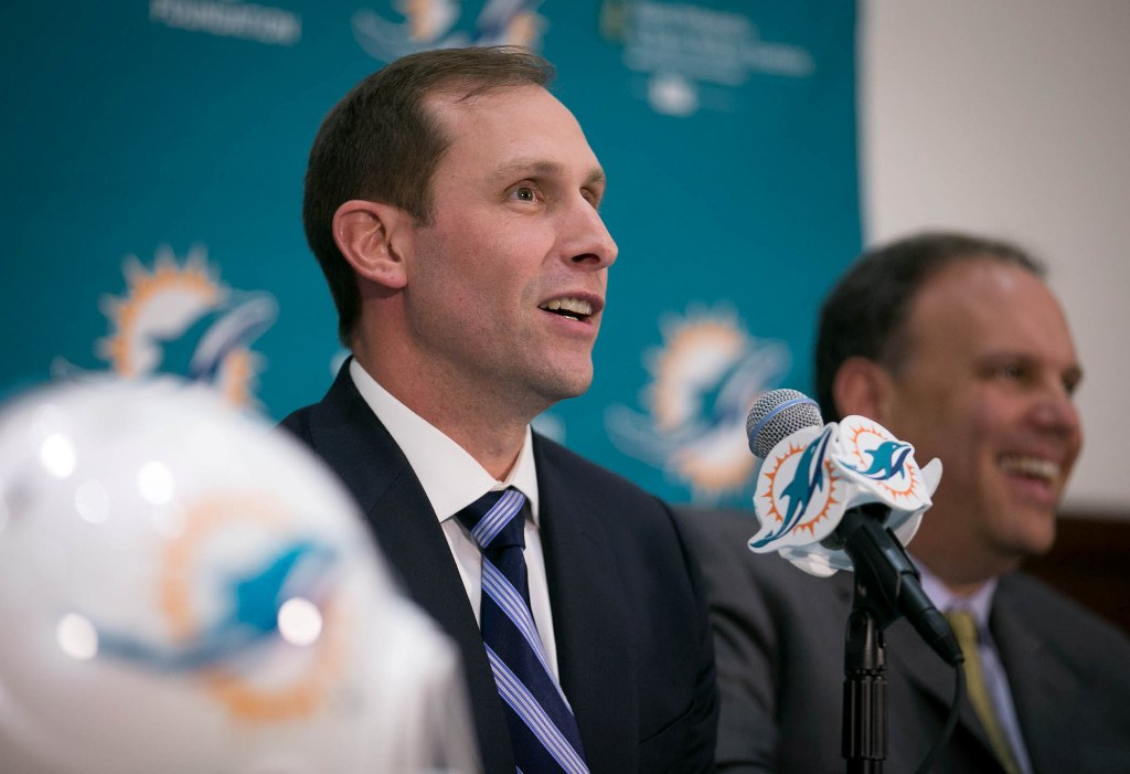 "no-head-coaching-experience 10 Things You Don't Know about Head Coach ""Adam Gase"""