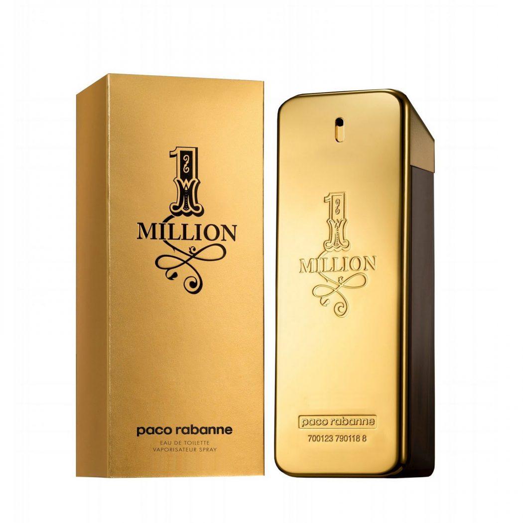 paco_rabanne_one_million_edt_for_men_50ml_100ml 5 Best-Selling Men Perfumes