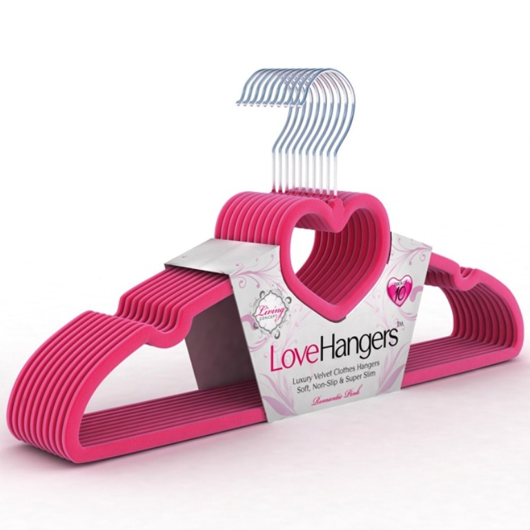pink-hangers 27 Most Stunning Mother's Day Gift Ideas