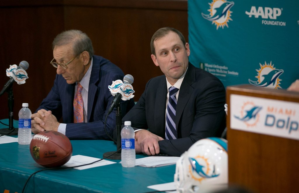 "the-youngest-head-coach-1 10 Things You Don't Know about Head Coach ""Adam Gase"""