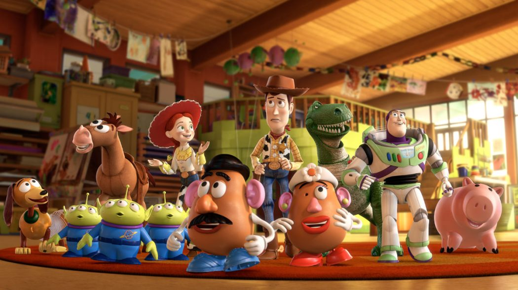 toy-story-3 Top 5 Highest Grossing Animated Movies