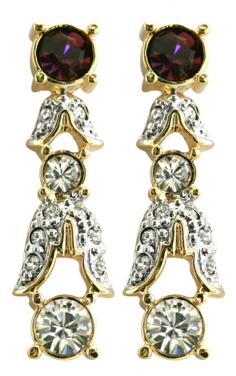 Empress-Josephine-of-France-Amethyst-Crystal-Earrings35-475x758 Learn The Jewelry Language ... [ 7 Easy Steps ]