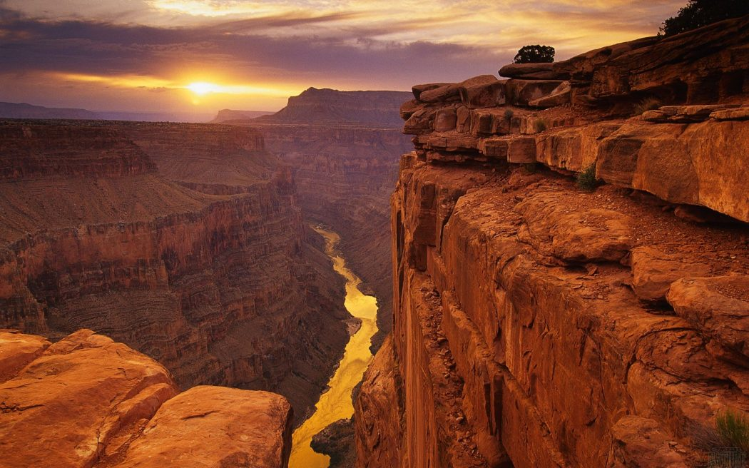 Great-Grand-Canyon-Wallpapers 4 Best Places To Watch Sunset Around The World
