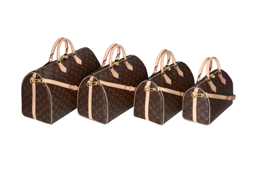 Louis-Vuitton-Speedy-Bandouliere-Bags-Collection-40-35-30-25 3 Top Louis Vuitton Handbags That You Must Have