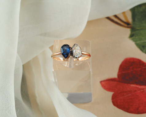 Napoleon-and-Josephine-engagementring-475x382 Learn The Jewelry Language ... [ 7 Easy Steps ]