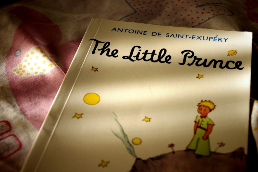 The-Little-Prince-Facts 5 Best-Selling Books Of All Time