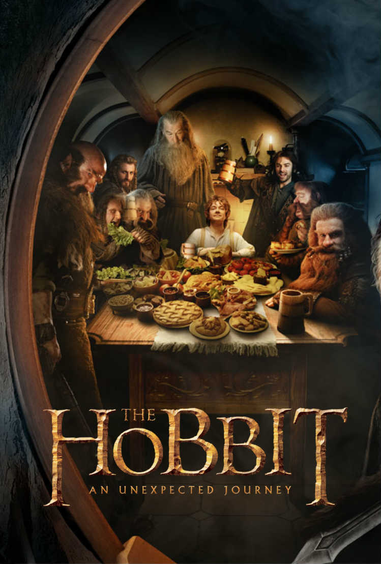 The_Hobbit_An_Unexpected_Journey_poster_Hobbits_749x1109 10 Main Steps to Become a Fashion Journalist and Start Your Business