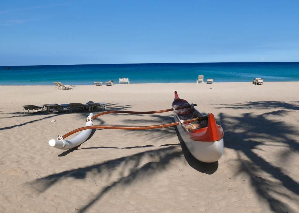 USA_Hawaii-Kaunaoa-Beach 5 Most Beautiful Beaches in The World