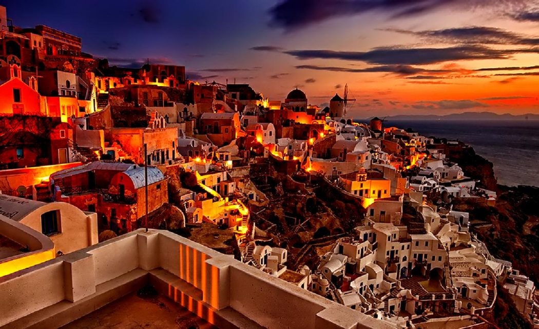 XV4mKz6 4 Best Places To Watch Sunset Around The World