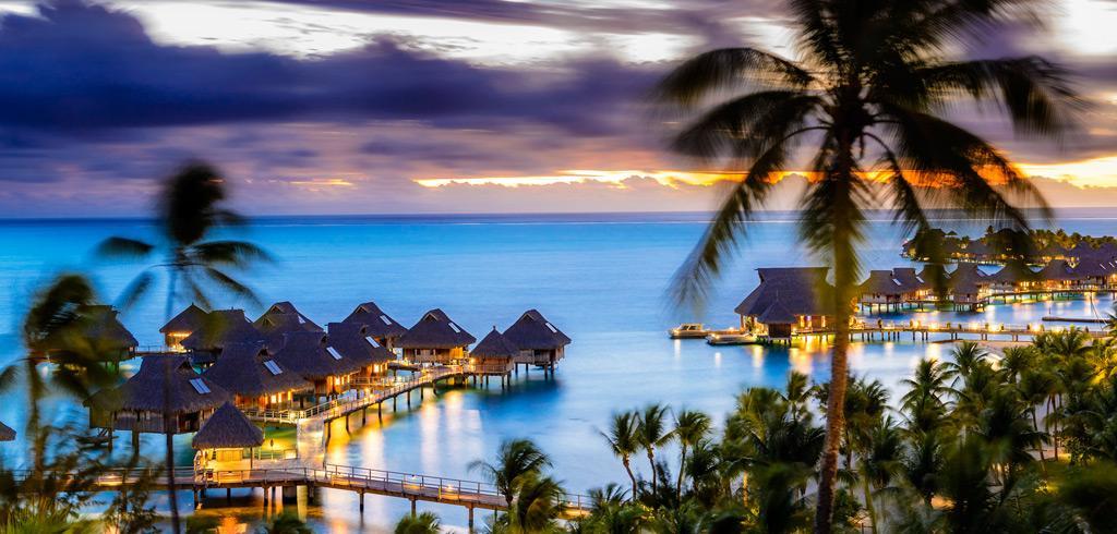 bora-bora-bungalow 5 Most Beautiful Beaches in The World