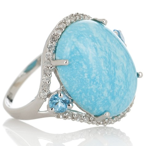 heritage-gems-white-cloud-turquoise-ring-d-20120125121134377156575-475x475 Learn The Jewelry Language ... [ 7 Easy Steps ]