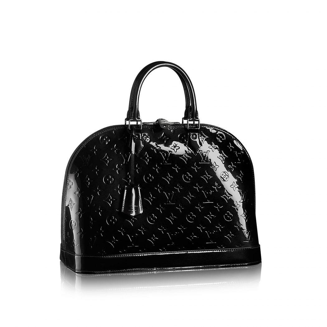 louis-vuitton-alma-gm-monogram-vernis-leather-handbags-M90065_PM2_Front-view 3 Top Louis Vuitton Handbags That You Must Have