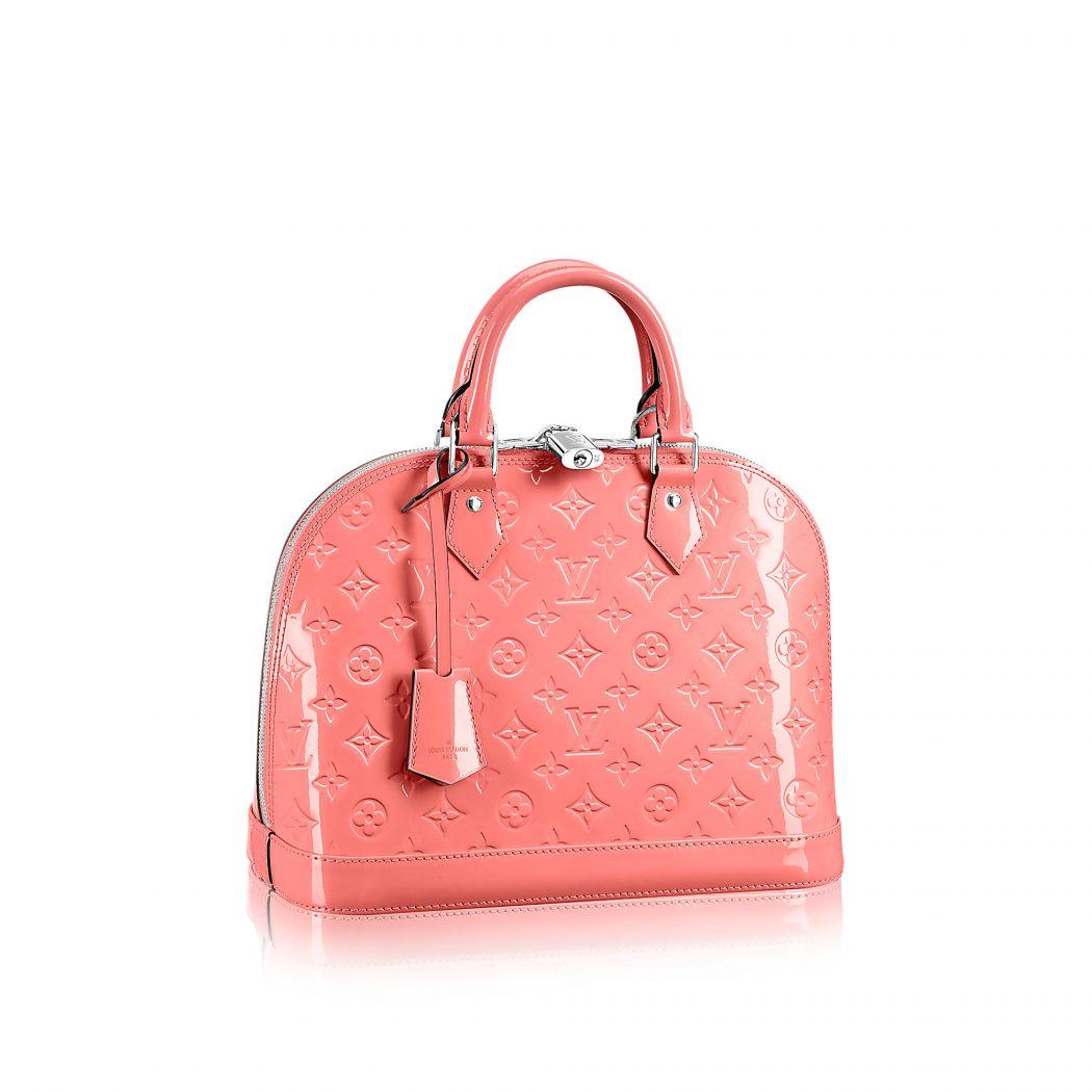 louis-vuitton-alma-pm-monogram-vernis-leather-handbags-M90962_PM2_Front-view 3 Top Louis Vuitton Handbags That You Must Have