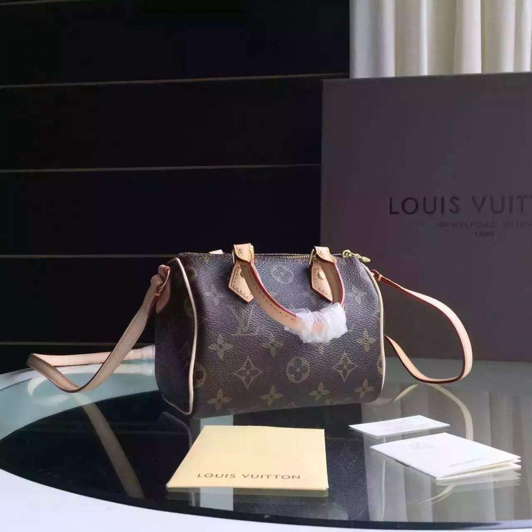 louis-vuitton-nano-speedy-m61252-md4 3 Top Louis Vuitton Handbags That You Must Have