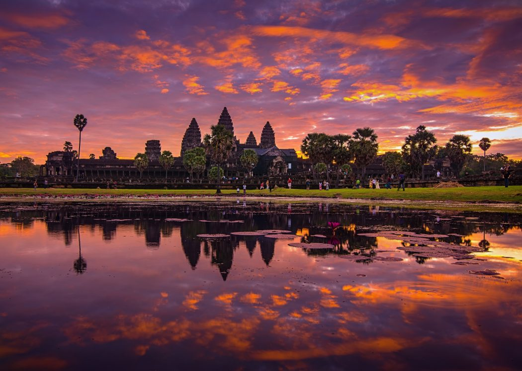 photo-93500491 4 Best Places To Watch Sunset Around The World