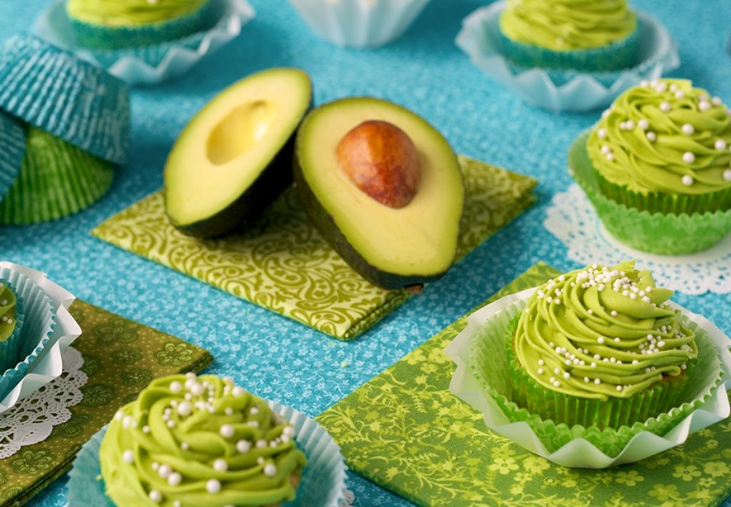 Avocado-Chocolate-Cake-with-Avocado-Butter-cream-2 Unusual Cake Recipe Ideas That You should Try  [Video Tutorials] ...