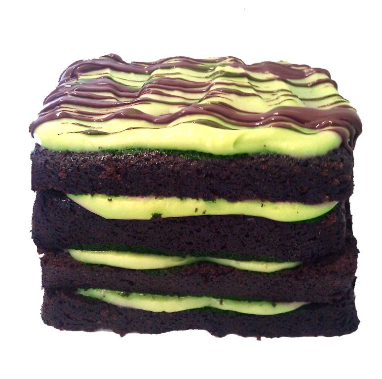 Avocado-Chocolate-Cake-with-Avocado-Butter-cream-3 Unusual Cake Recipe Ideas That You should Try  [Video Tutorials] ...