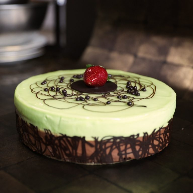 Avocado-Chocolate-Cake-with-Avocado-Butter-cream-7 Unusual Cake Recipe Ideas That You should Try  [Video Tutorials] ...