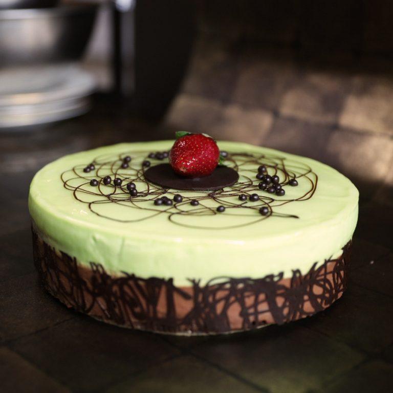 Avocado-Chocolate-Cake-with-Avocado-Butter-cream-7 Unusual Cake Recipe Ideas That You should Try  [Video Tutorials] ...