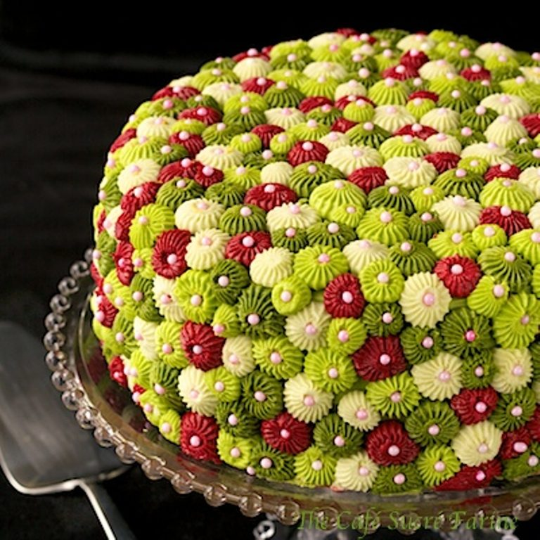 Avocado-Chocolate-Cake-with-Avocado-Butter-cream-9 Unusual Cake Recipe Ideas That You should Try  [Video Tutorials] ...